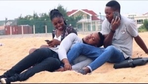 Video: Zfancy Tv Comedy - Invading Peoples Privacy at the Beach (African Pranks)